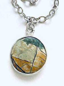 Maligano Jasper Necklace #1