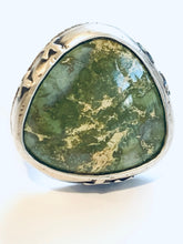 Load image into Gallery viewer, Damele Turquoise Ring #1