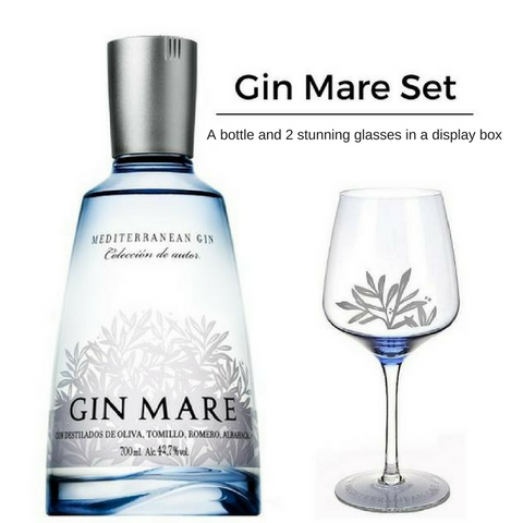 Gin Mare Gift Set