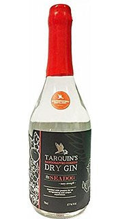 South Western Distillery Tarquin's Seadog Navy Strength Gin