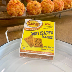 The Savory Party Cracker