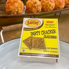 Load image into Gallery viewer, The Savory Party Cracker