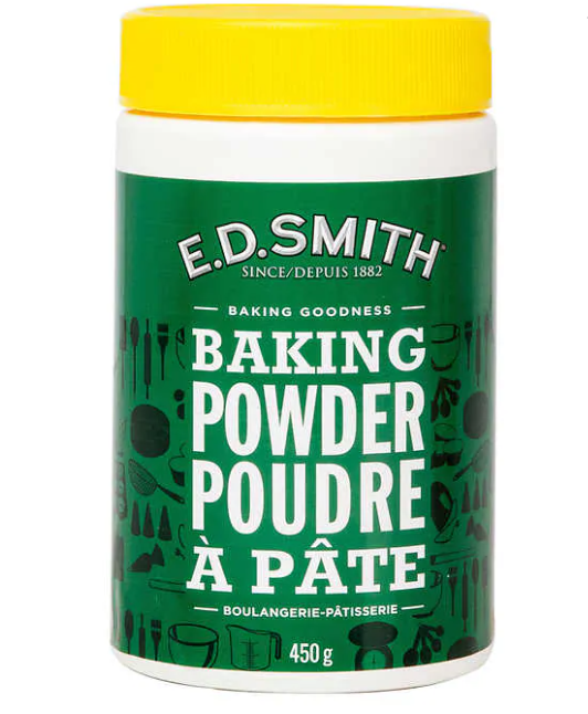 Baking Powder E.D. Smith - 450 grams