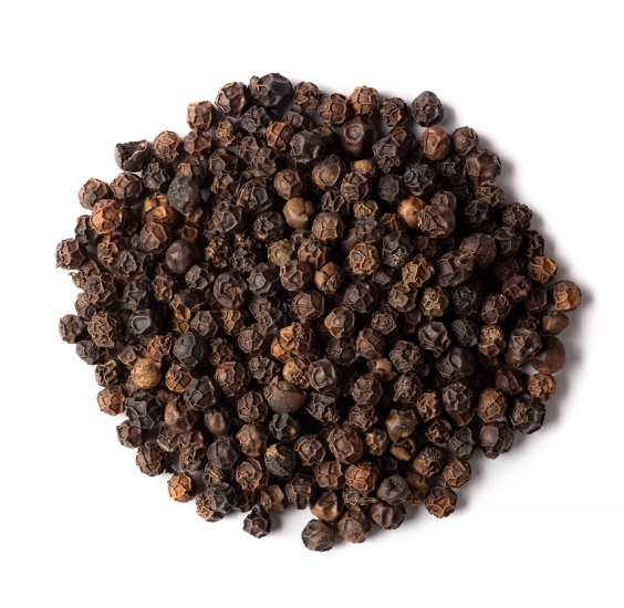 Black Pepper, Whole (Bulk) - 227g
