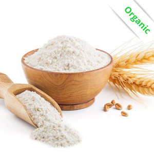 Organic Whole Wheat Flour (Bulk) - 1 Kg