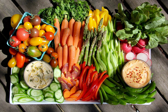 Vegetable Tray Large (Good for 10people)