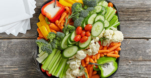 Vegetable Tray Medium (Good for 5 people)