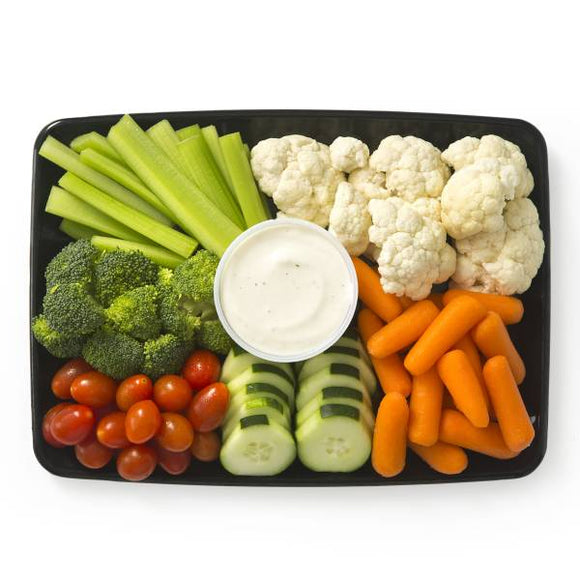 Vegetable Tray Small (Good for 2 people)