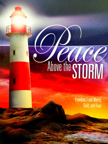 Wholesale: Peace Above the Storm (20/box)