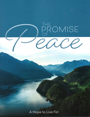Wholesale: Promise of Peace (35/box)