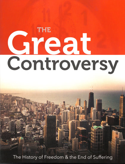 Wholesale: The Great Controversy (20/box)