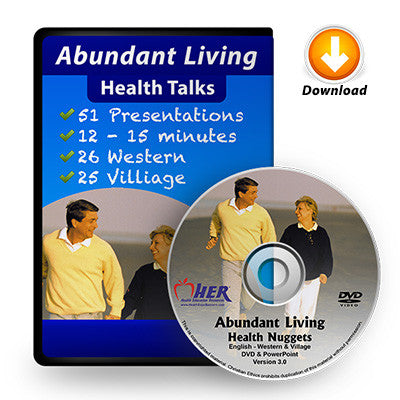 Abundant Living Health Series