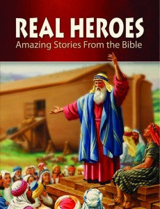Wholesale: Real Heroes (20/box)