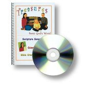 Treasures Song/Activity book
