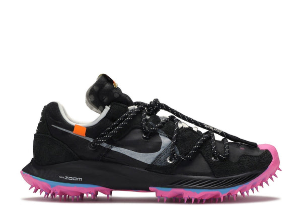 Nike Zoom Terra Kiger 5 Off-White Black - CookiesandKicksLA