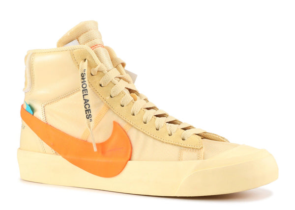 Nike Blazer Mid Off-White All Hallow's Eve - CookiesandKicksLA