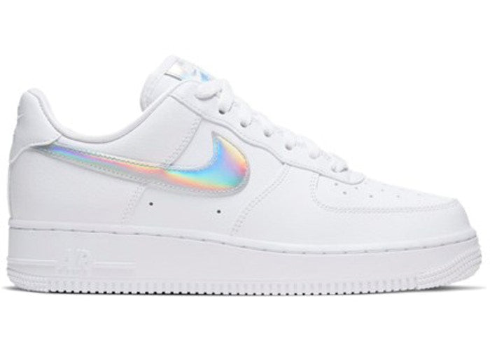 Air Force 1 Low White Irisdescent (W)