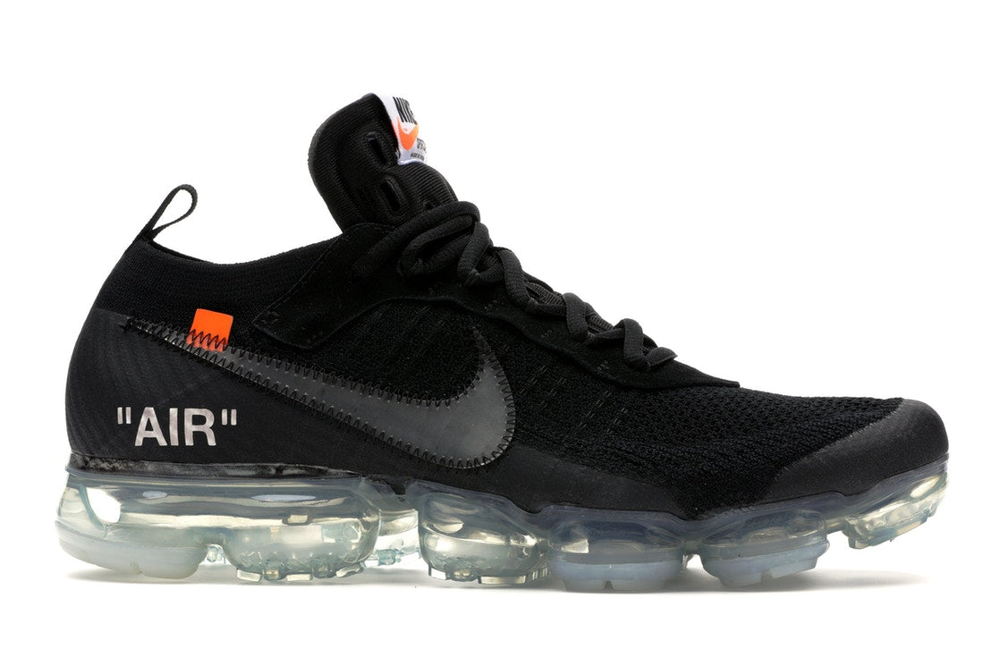 Air VaporMax Off-White Black - CookiesandKicksLA
