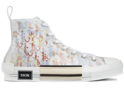 Dior B23 High Top Multicolor Oblique