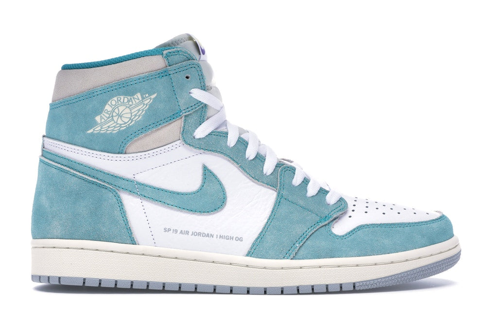 Jordan 1 Retro High Turbo Green - CookiesandKicksLA