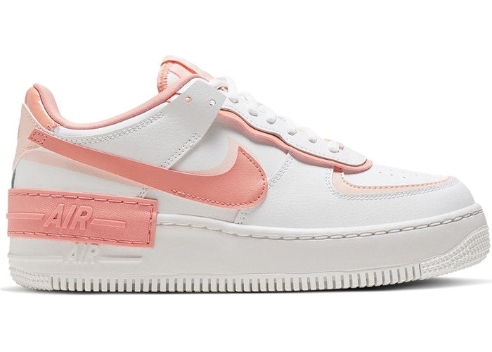 Nike Air Force 1 Shadow White Coral Pink (W)