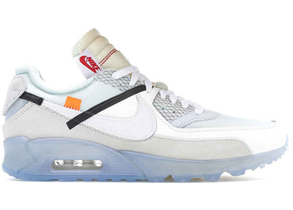 Air Max 90 OFF-WHITE - CookiesandKicksLA