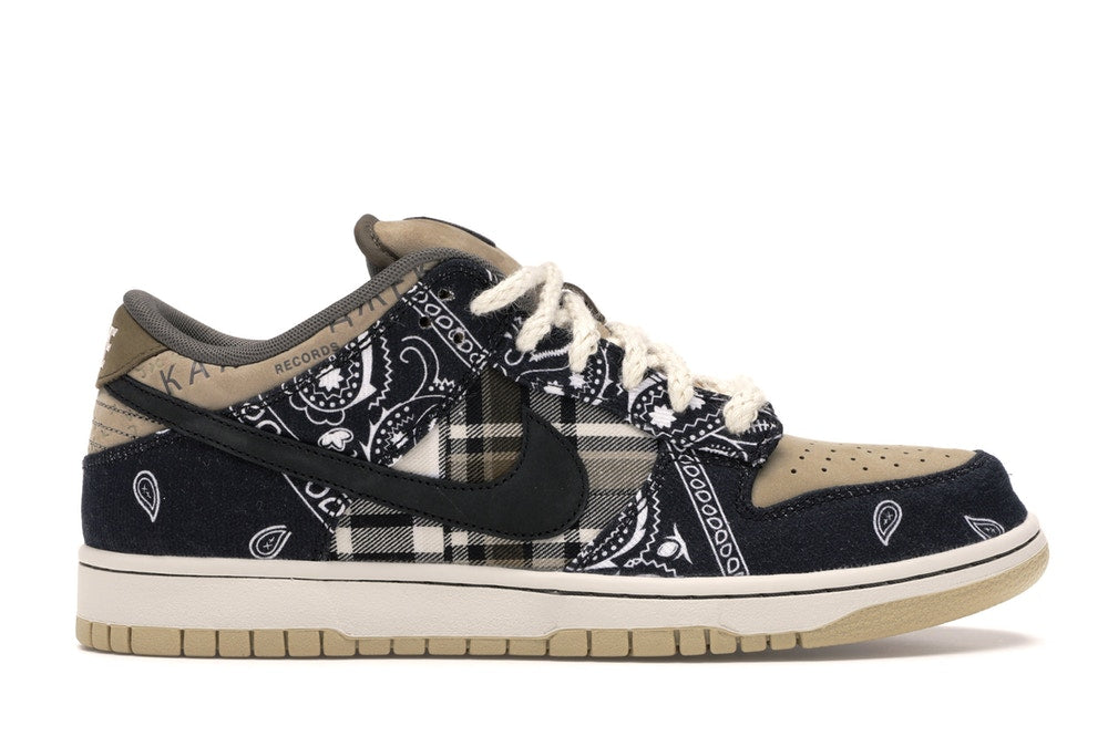Nike SB Dunk Low Travis Scott - CookiesandKicksLA