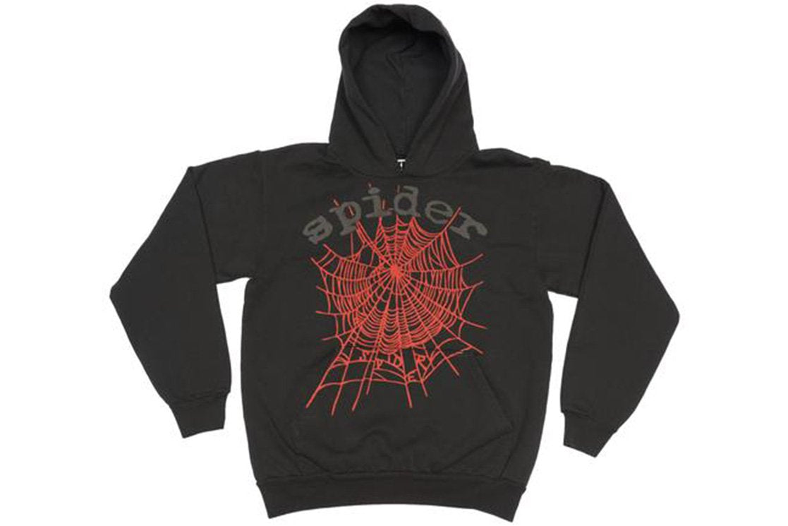 Young Thug Spider Black Hoodie