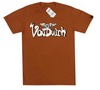 Von Dutch Originals Perched T-Shirt Orange