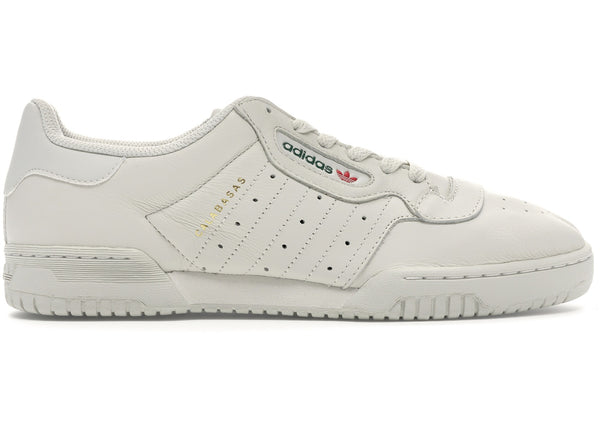 Yeezy Powerphase Calabasas Core White - CookiesandKicksLA