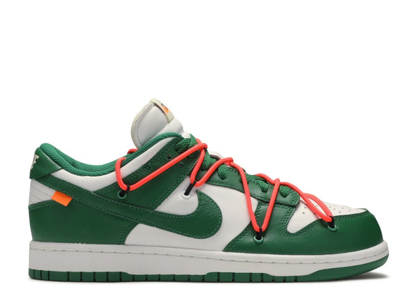 Nike Dunk Low Off-White Pine Green - CookiesandKicksLA