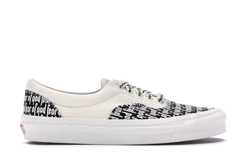 Vans Era 95 DX Fear of God White Black