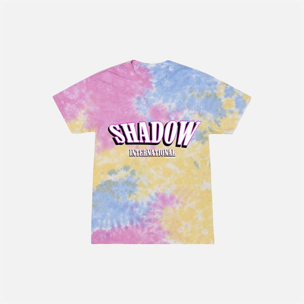Shadow Hill LUCKY CHARMS TIE-DYE T SHIRT