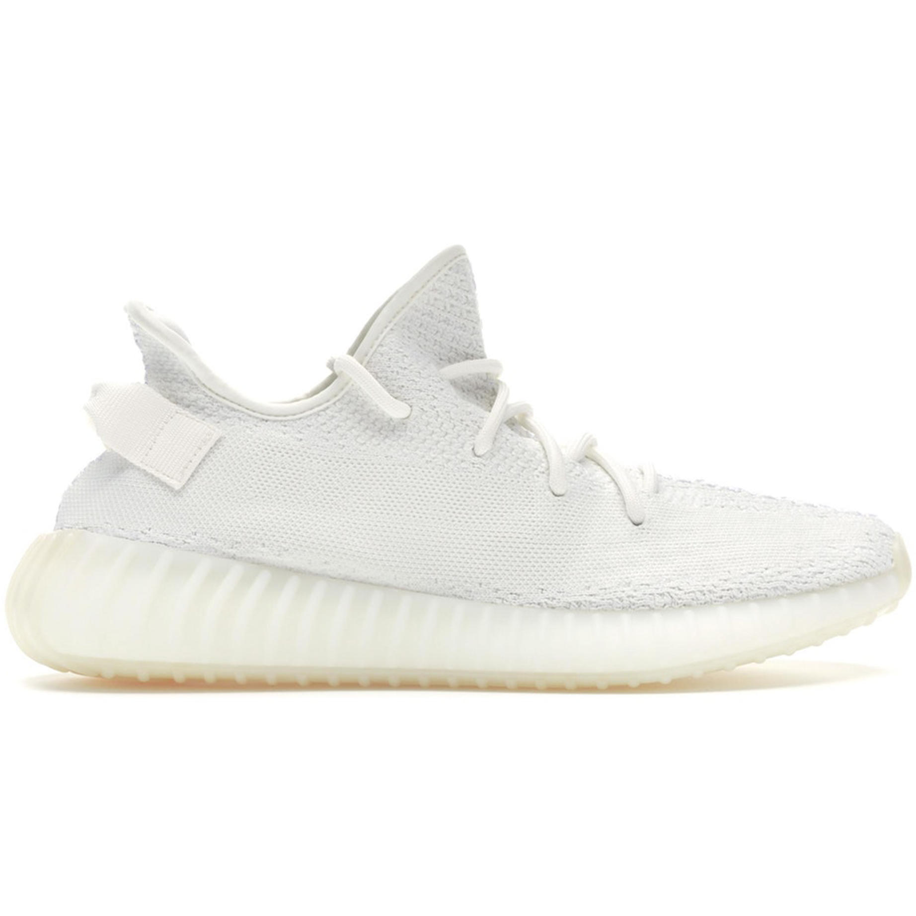 Yeezy Boost 350 V2 Cream/Triple White - CookiesandKicksLA