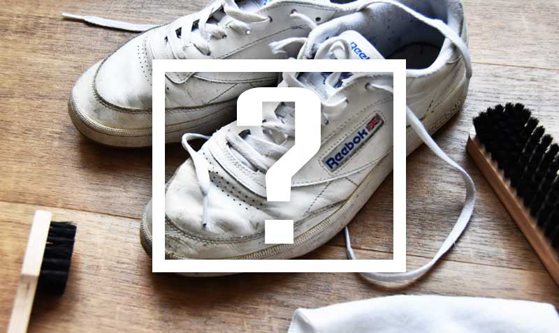 8 tips on how to wash sneakers and sneakers properly J.Clay