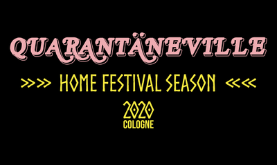 Quarantäneville - Home Festival Socks 2020