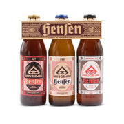 3 Beers by Hensen and J.Clay