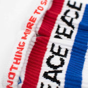 Detail Bild Peace Tennissocken