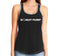 Donut Pump Black/Grey Women's Tank Top
