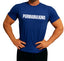 Permabulking Blue T-Shirt