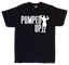 Pumped Up Black T-Shirt