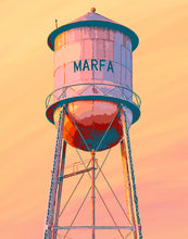 Load image into Gallery viewer, Marfa Tower Art Print