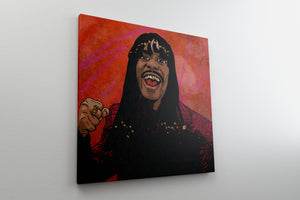 Rick James Art Print