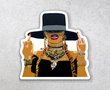 Load image into Gallery viewer, Beyoncé Formation Sticker