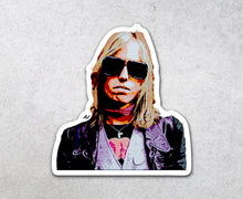 Load image into Gallery viewer, Tom Petty Sticker