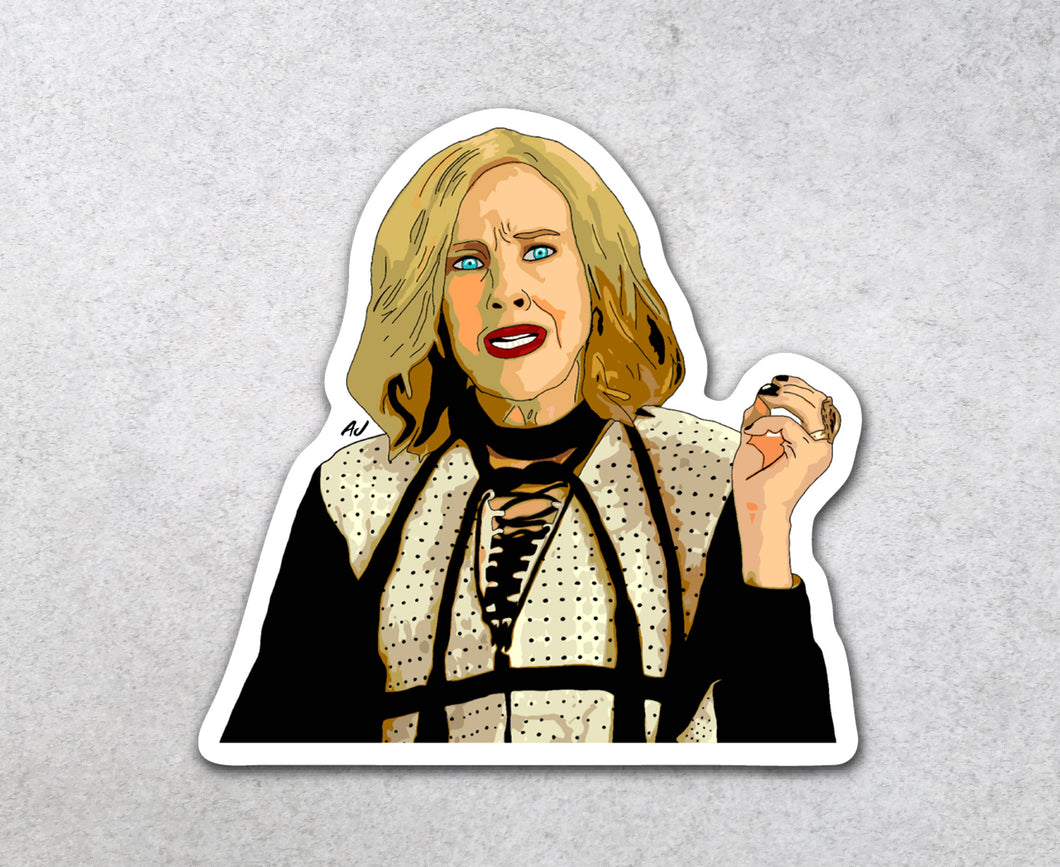 Moira Rose Schitt's Creek Sticker