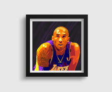 Load image into Gallery viewer, Kobe Art Print