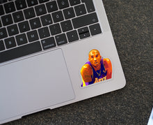 Load image into Gallery viewer, Kobe Bryant Sticker