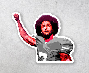 Colin Kaepernick Sticker