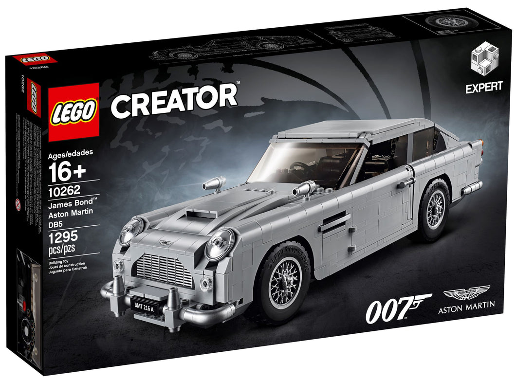 LEGO® 10262 James Bond™ Aston Martin